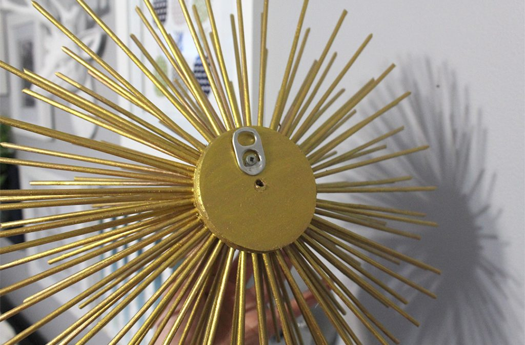 Gallery Wall Gold Sea Urchin Diy Abundance Of Everything